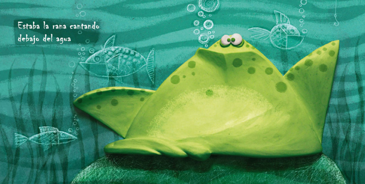 Illustopia illustration agency children 39 s books for Frog agency